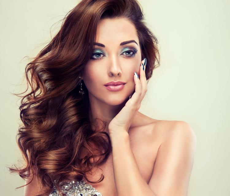 lady from Ukraine